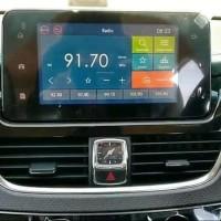 Anti Gores Mobil Wuling Cortez 1.8 Screen Protector Head Unit Audio