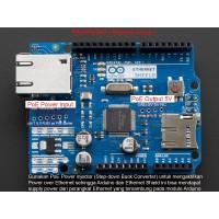 Ethernet Shield V2 W5100 R3 Support PoE for Arduino Uno Mega 2560 Nano