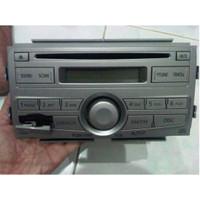 Headunit original agya ayla usb aux mp3 radio doubledin audio mobil