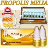 Propolis Melia Sehat Sejahtera Original 6 ml / Asli PT. MMS