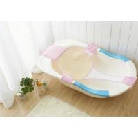 Jaring Bak Mandi Bayi Baby Bath Helper Bath Tub Seat Net Shower
