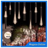 LAMPU HIAS OUTDOOR /LAMPU HIAS GANTUNG MODEL METEOR RAIN / LAMPU NATAL