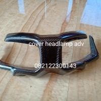 cover headlamp adv