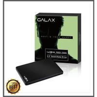 Promo Galax SSD Gamer L Series 240GB (R:560MB/S W:500 MB/s) Diskon