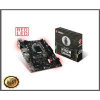 Jual MSI H110M GRENADE (LGA1151, H110, DDR4) Berkualitas