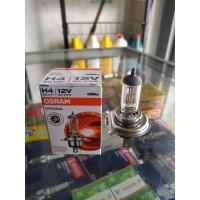 Lampu Mobil Bohlam Osram H4 12 Volt 60/55 Watt atau 100/90 Watt