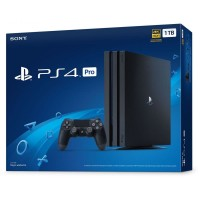 PS4 Pro HDD 1 TB Console