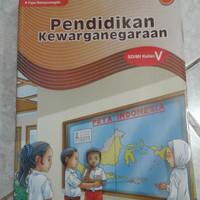 Buku SD Kelas 5 Pkn bse kls 5 sd