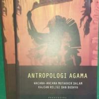 Kepercayaan Antropologi Agama - Tony Rudyansjah