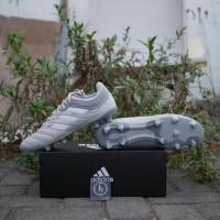 Sepatu Bola Adidas Copa 20.3 FG Grey Silver Original EF8329