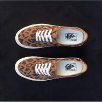 Sepatu Vans Authentic 44 DX Anaheim Factory Leopard Original Murah