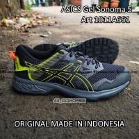 SEPATU Asics Gel Sonoma 5 Mens ORIGINAL Running Shoes Sepatu Trail