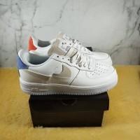 Nike aor force 1 vandalized white sneakers wanita jakarta