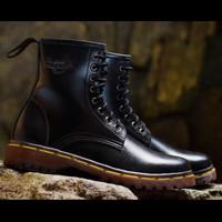 Sepatu Boots Pria Wanita [unisex] kulit paling MURAH dan BERKUALITAS
