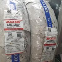 ban luar tubeless maxxis 150/70-14 & 120/70-15 m6135 (xmax)