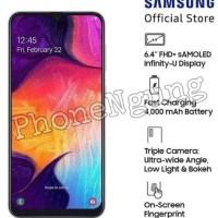Samsung Galaxy A50 4gb/64gb New SEIN resmi