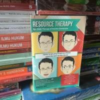 buku resource therapy by antonius arif