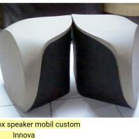 audio speaker custom mobil Innova