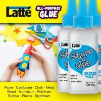 lem Styro Glue 100ml spt UHU twist