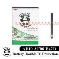 Baterai Asiafone AF19 AF06 B47B Double IC Protection