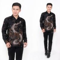 Baju Atasan pria Batik NAGA