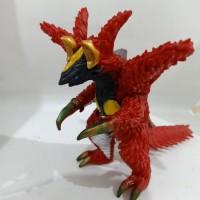 Bandai Ultraman orb godzilla monster dx maga zepandon figure Zeppandon