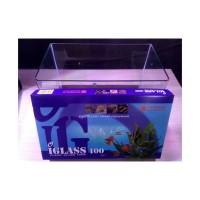 KANDILA IGlass 400 Aquarium Bending 23L ~ 400x230x250