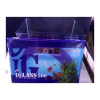 KANDILA IGlass 500 Aquarium Bending 57L ~ 500x330x350