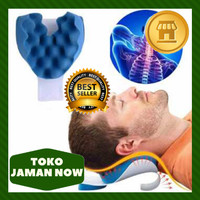 Bantal Relaksasi Leher Punggung-neck bantal terapi kepala kesehatan