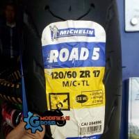 Ban Michelin Pilot Road 5 120/60-17 Ninja250 CBR250RR R25 ER6
