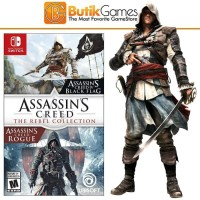 Assassins Creed The Rebel Collection Switch Nintendo Switch