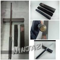 Tactical BATON -- 511 solid steel