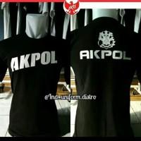 kaos/baju/tshirt AKPOL