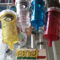 Botol-Tabung Oli Samping dan Air Radiator Ninja R RR MTR1