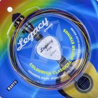 Senar Gitar Warna Klasik Nylon Legacy B107C Colourful Guitar String