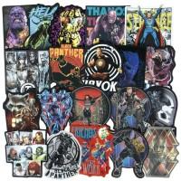Acak 50Pcs Super Hero Keren JDM Stiker untuk Marvel untuk Avenger