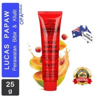 Lucas Papaw Ointment 25 gr Original Aussie Australia salep luka bakar