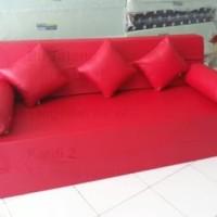 Cover sarung sofa bed INOAC bahan OSCAR waterproof uk no 2 200x160x20
