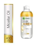 Garnier Micellar Oil Infused Cleansing Water 400ml - Micellar Gold