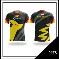 Kaos Baju Jersey Game Gaming ESport Team ONIC 2019 Custom Full Print