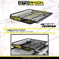 Luggage Rack Bagasi Atas Premium Otorack Universal Semua Mobil