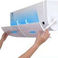 Reflektor Akrilik AC Screen Cover Acrylik Reflector Penahan Angin Air