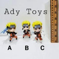 TERBARU Naruto Nendroid Cibbi Cibby Movie Anime Cartoon Action Figure