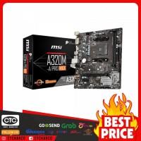 Motherboard MSI A320M A PRO MAX, soc AM4., DDR4, Resmi