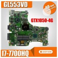 Akemy GL553VD Laptop motherboard for ASUS ROG GL553VE GL553V FX53VD Z