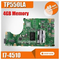 X540SC Laptop motherboard for ASUS X540SC X540S X540 Test original ma