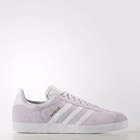 Adidas original Gazelle grey white suede bnib resmi shoes