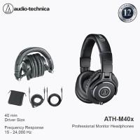 Audio-Technica ATH-M40X BLACK