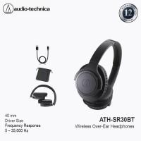 Audio-Technica ATH-SR30BT/ATH-SR30BT Bluetooth Over-Ear Headphones