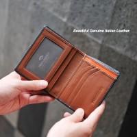 Preghiero Note 2 Slim Wallet Genuine Leather